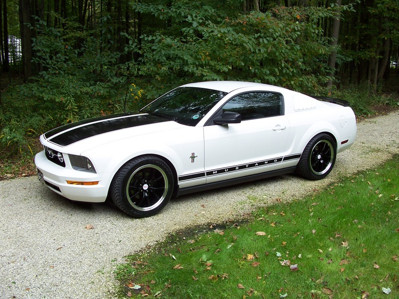2006 Ford Mustang Turbo S197 4.0 V6 1/4 mile Drag Racing trap speed 0
