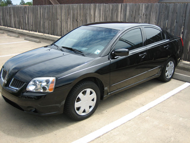 2004  Mitsubishi Galant LS picture, mods, upgrades