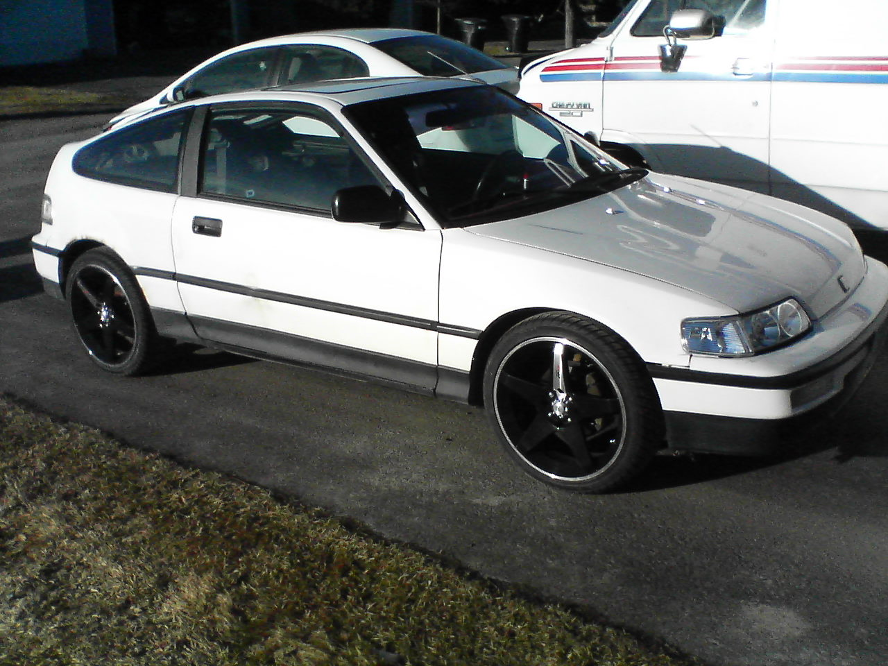 1991 Honda Civic CRX SiR