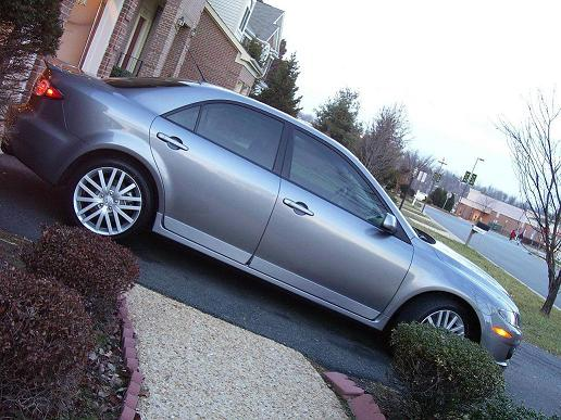 2006  Mazda 6 Speed6 picture, mods, upgrades