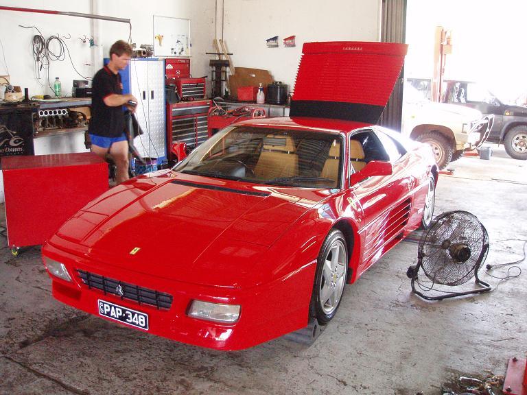 1993 Ferrari 348 Pictures Mods Upgrades Wallpaper