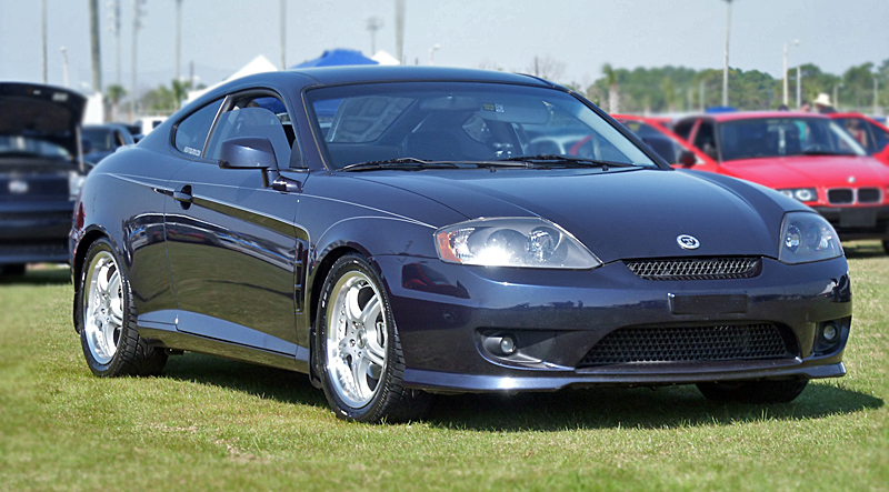 2006  Hyundai Tiburon GT V6 picture, mods, upgrades