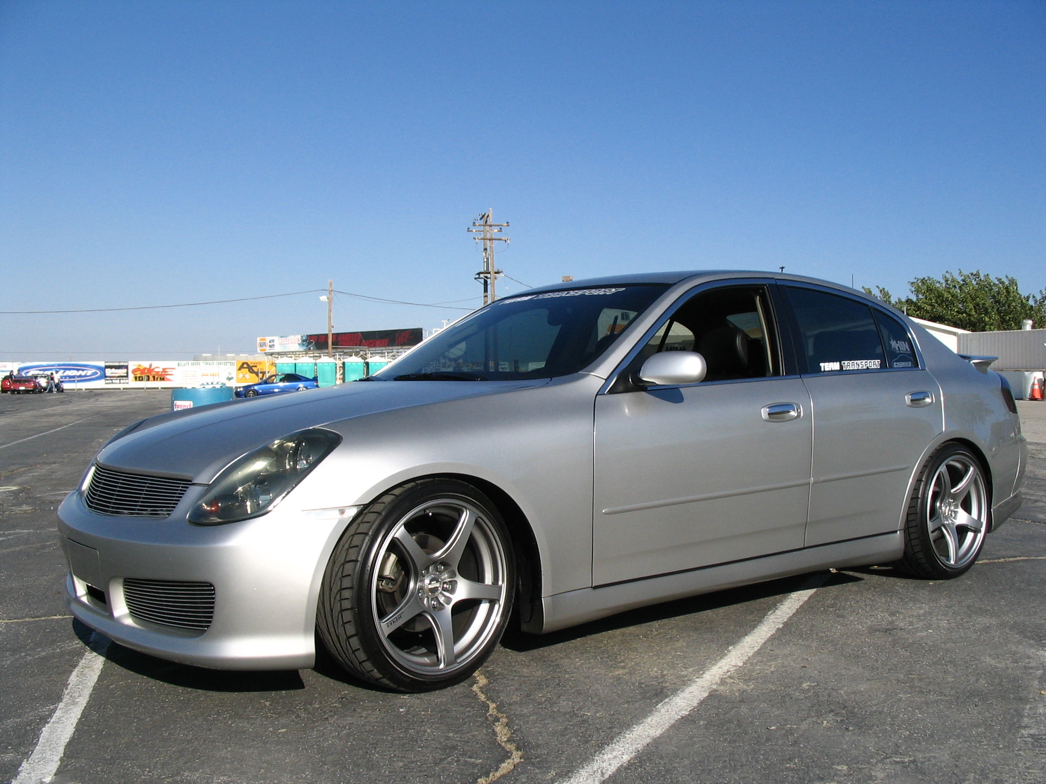 2003 infiniti g35 sedan 1 8 mile drag racing timeslip 0 60. Black Bedroom Furniture Sets. Home Design Ideas