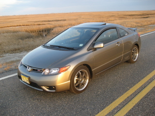 2006 honda civic si 1 4 mile drag racing timeslip specs 0. Black Bedroom Furniture Sets. Home Design Ideas