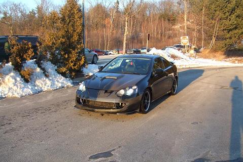 2003 Acura  Type on 2002 Acura Rsx Type S 1 4 Mile Drag Racing Timeslip Specs 0 60
