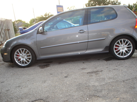 2007  Volkswagen GTI 2.0T DSG picture, mods, upgrades