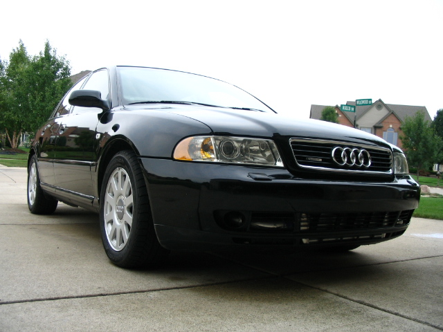 2001  Audi A4 1.8T picture, mods, upgrades