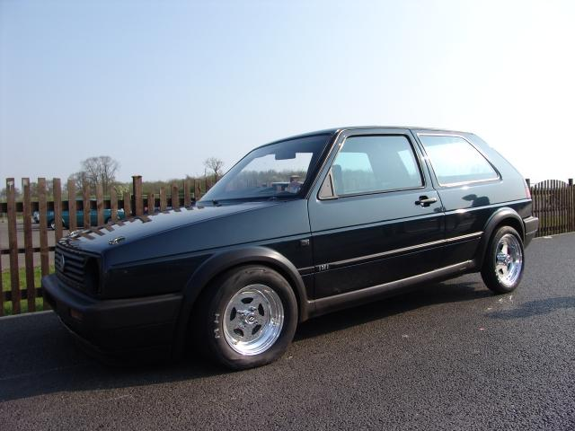 1990  Volkswagen Golf 1.8t 20v picture, mods, upgrades