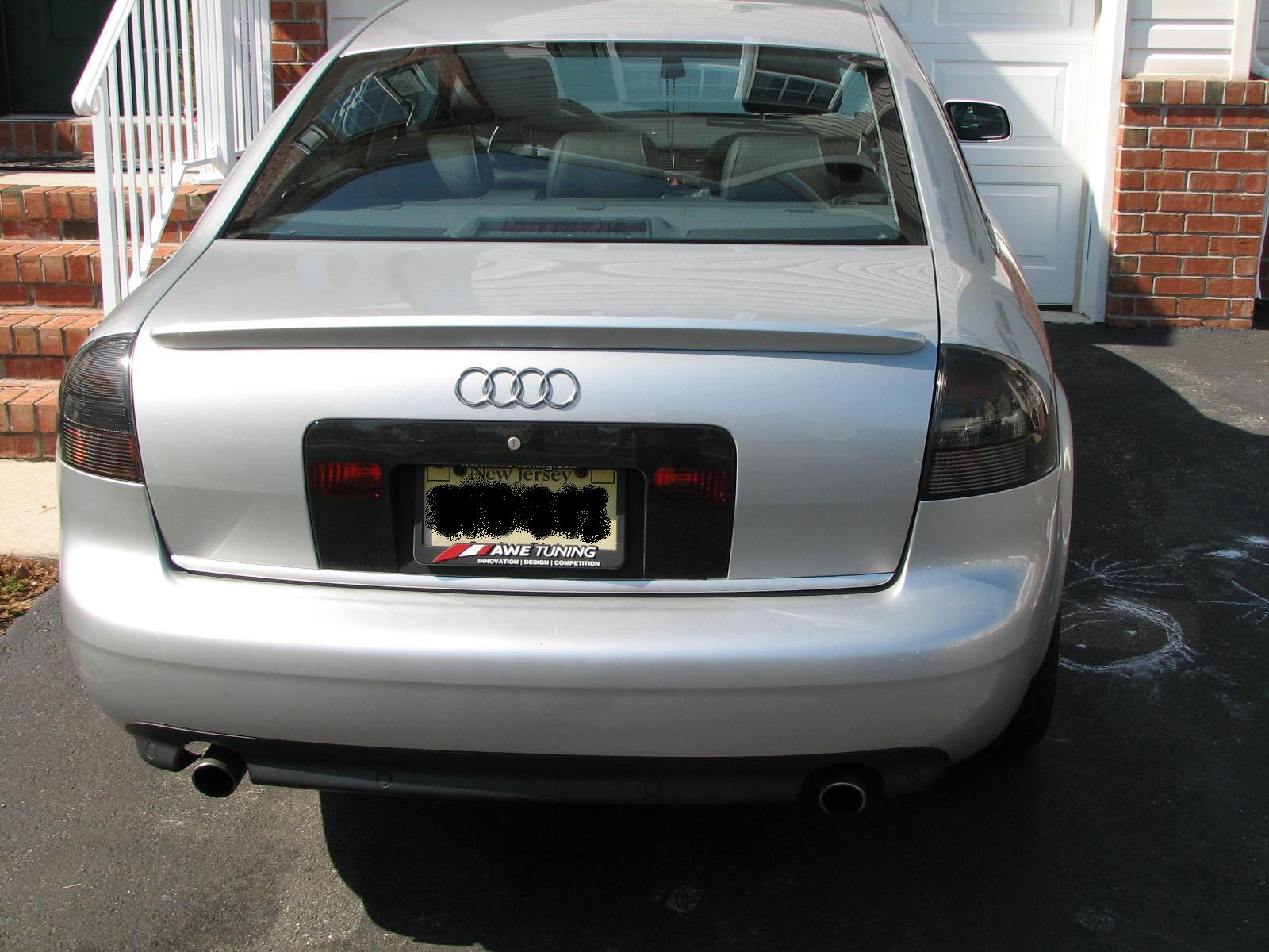 2002  Audi A6 2.7t picture, mods, upgrades