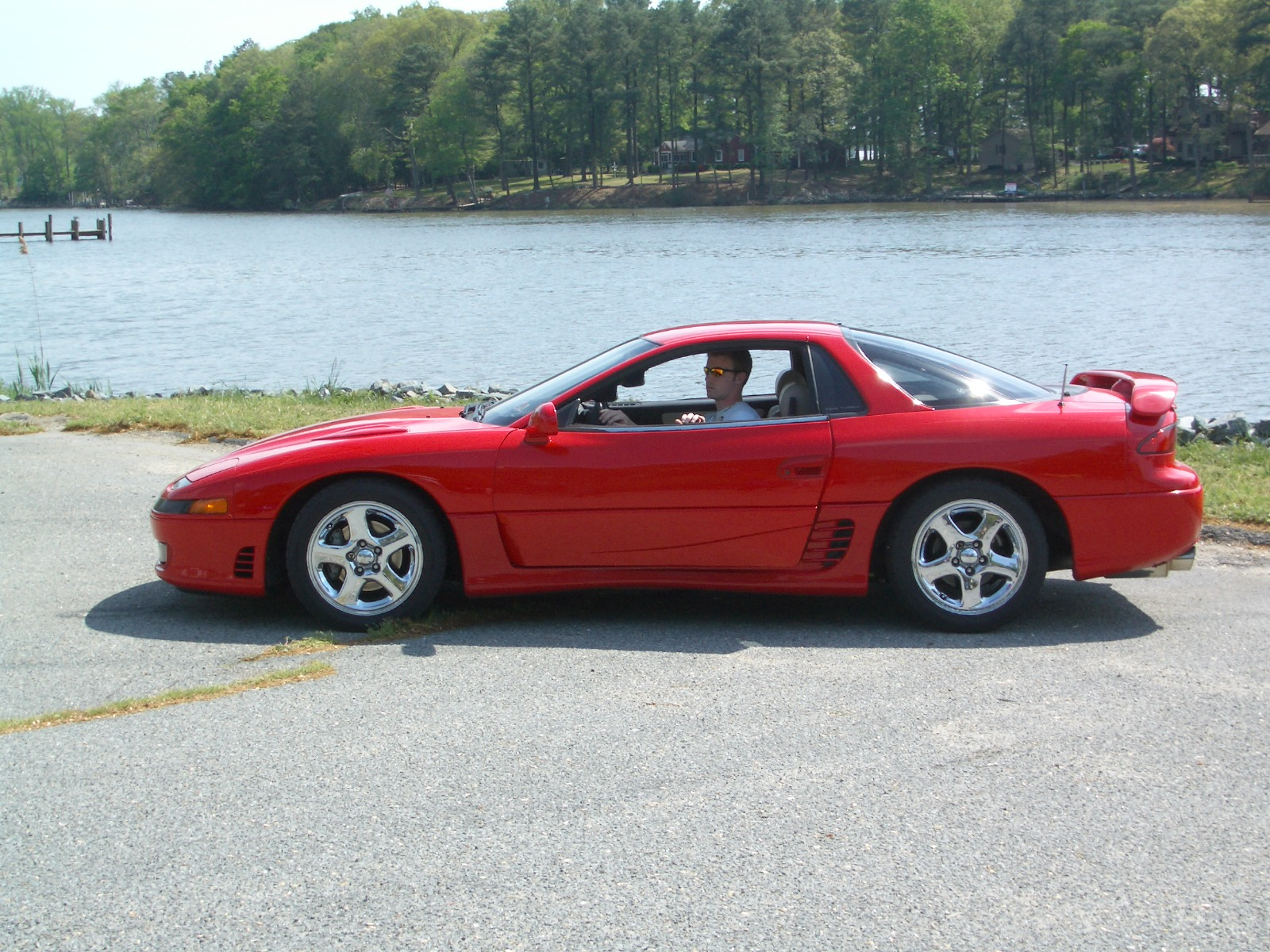 1993 Mitsubishi 3000GT VR4 1/4 mile trap speeds 0-60 ...