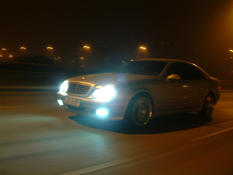 2000  Mercedes-Benz CLK320  picture, mods, upgrades