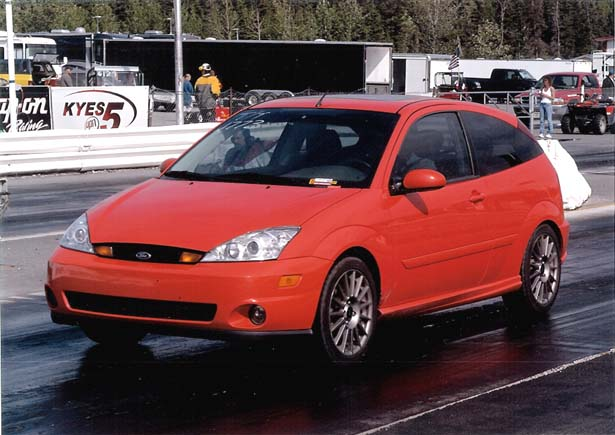 2004  Ford Focus SVT picture, mods, upgrades