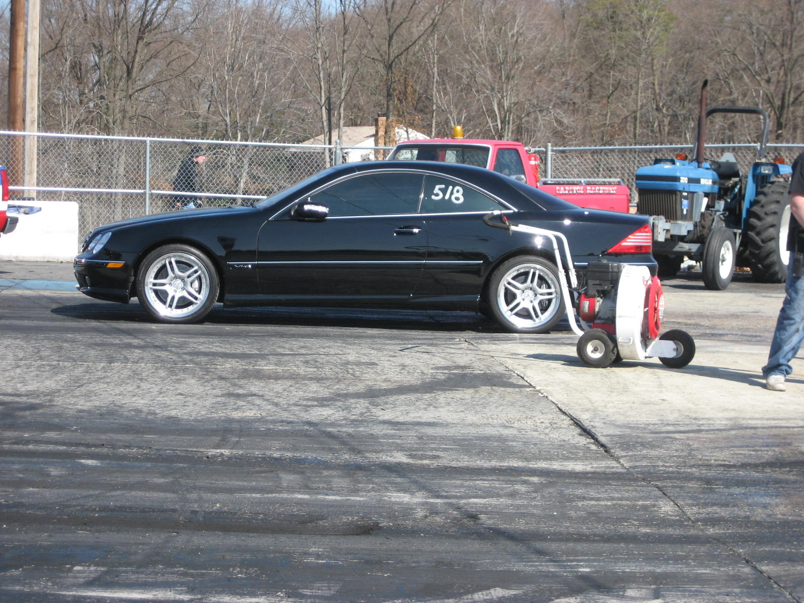 2005  Mercedes-Benz CL600  picture, mods, upgrades