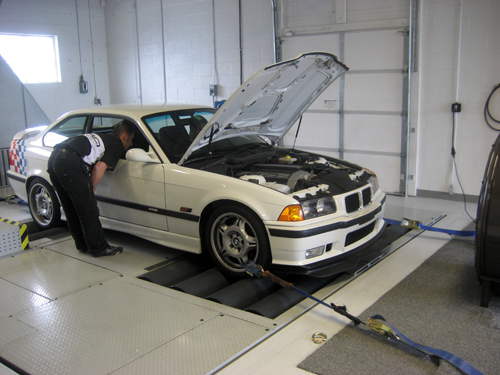 1995 BMW M3 LTW Lightweight