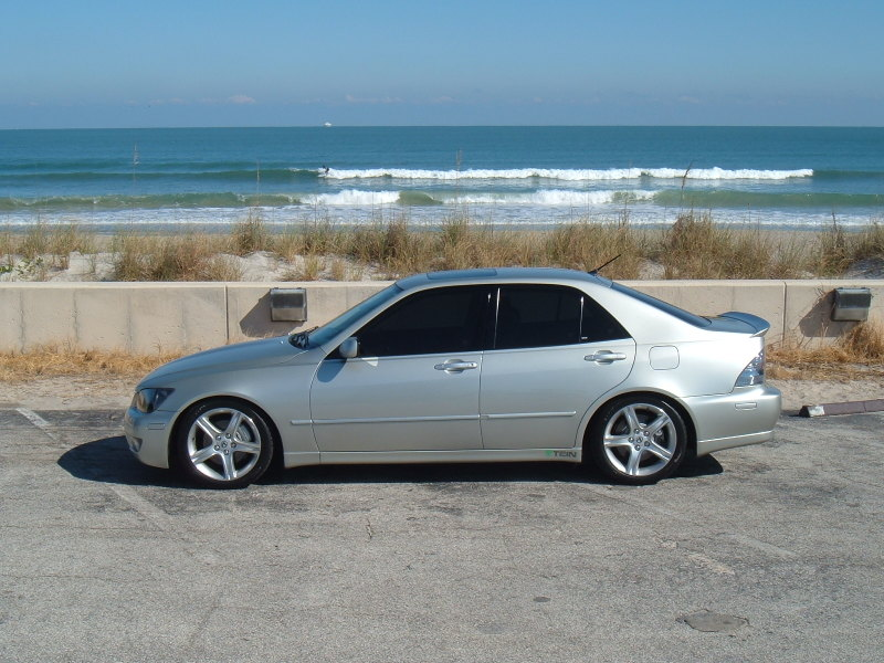 2004  Lexus IS300 Turbo picture, mods, upgrades