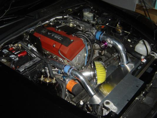 2000 Honda S2000 Greddy Turbo Kit