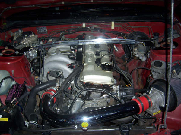 1991  Nissan 240SX LE picture, mods, upgrades