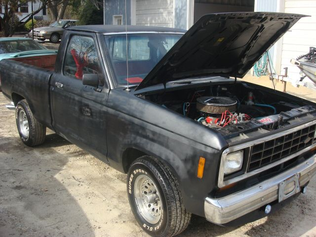 1987  Ford Ranger Cobra picture, mods, upgrades