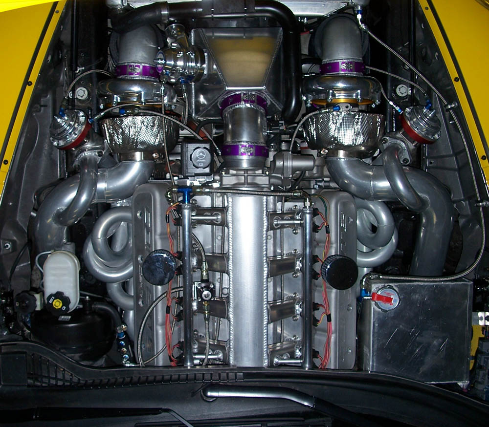 2006 Chevrolet Corvette C6 Z06 Twin Turbo