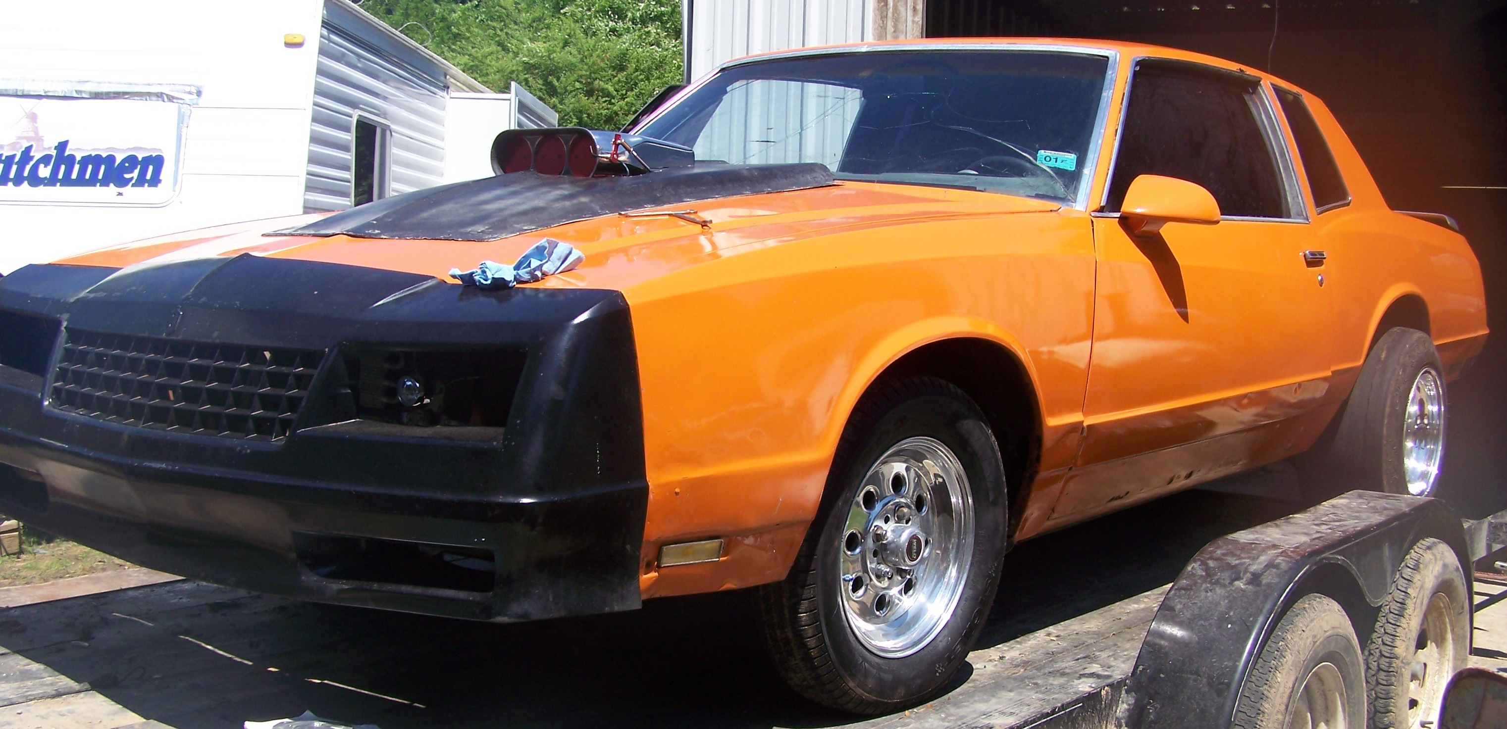 1986  Chevrolet Monte Carlo SS picture, mods, upgrades