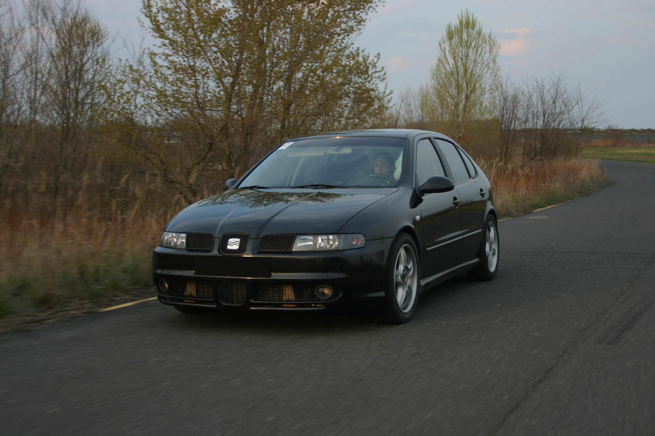 2003 seat leon rr 20vt 1 4 mile drag racing timeslip specs 0 60. Black Bedroom Furniture Sets. Home Design Ideas