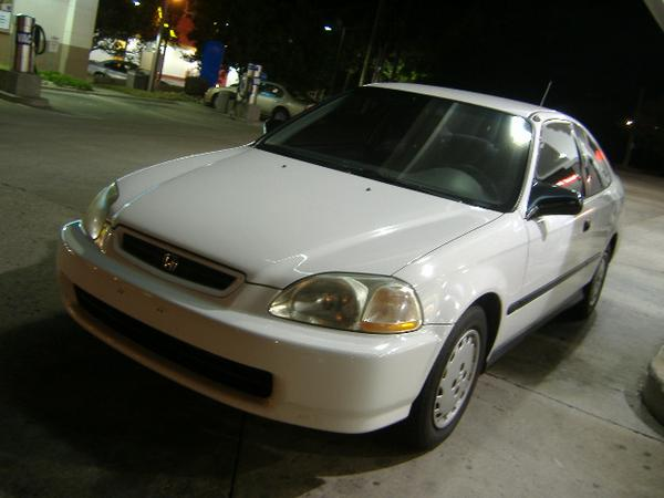 1997 Honda Civic Dx Nitrous