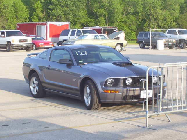 2007 Ford Mustang GT (Automatic)