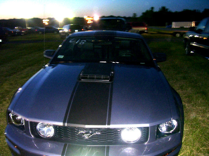2007  Ford Mustang GT (Automatic) picture, mods, upgrades