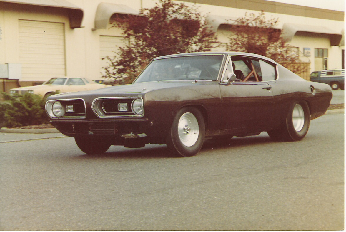 Plymouth Barracuda Formula S image