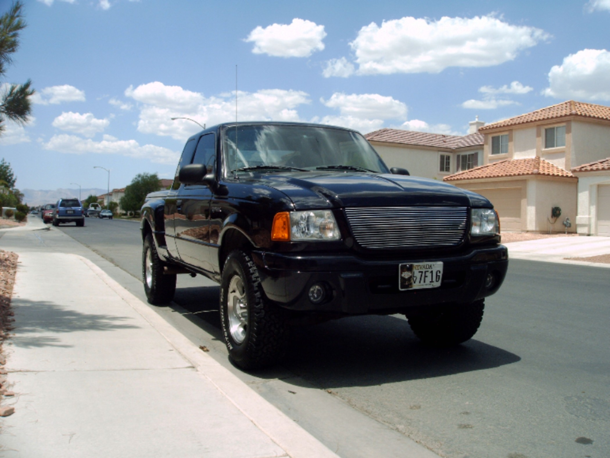 2002  Ford Ranger Edge 4x4 picture, mods, upgrades