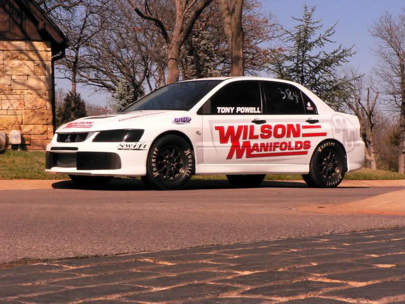 2006 Mitsubishi Lancer EVO IX RS Pictures, Mods, Upgrades, Wallpaper - DragTimes.com