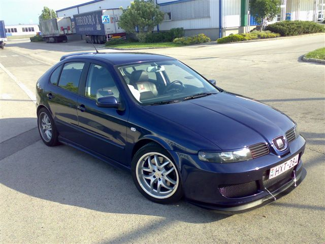 2002  Seat Leon  picture, mods, upgrades