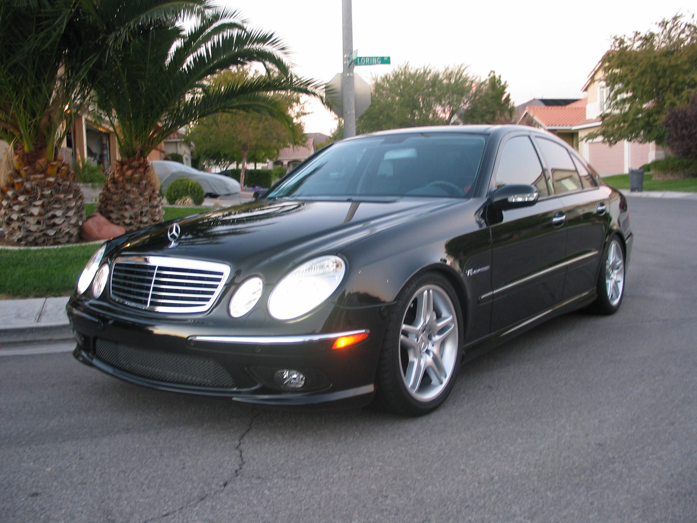 2006 Mercedes Benz E55 Amg Renntech Stage 5 1 4 Mile Drag