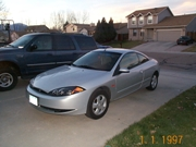 2000  Mercury Cougar v6 Nitrous picture, mods, upgrades