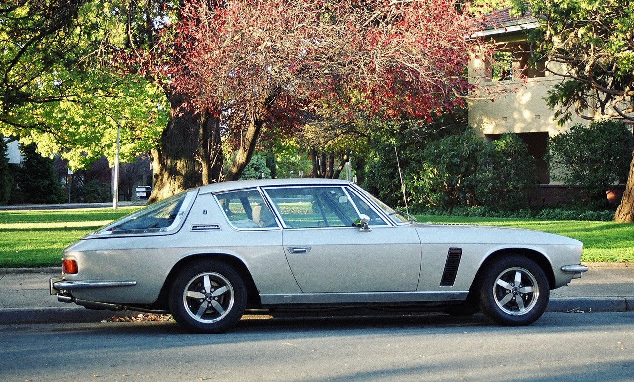 1974  Jensen Interceptor MK III picture, mods, upgrades