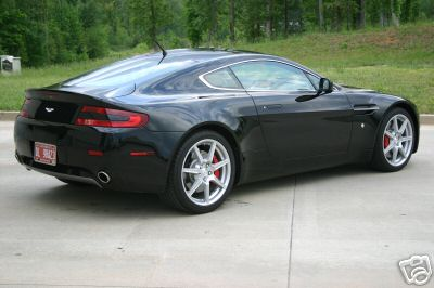 2007  Aston Martin Vantage V-8 picture, mods, upgrades
