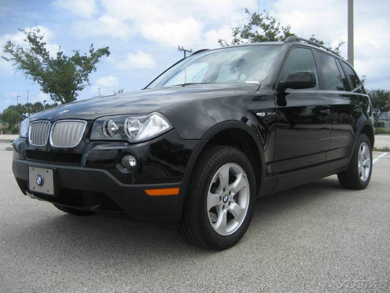 Stock 2007 BMW X3 3.0si 1/4 mile trap speeds 0-60 - DragTimes.com