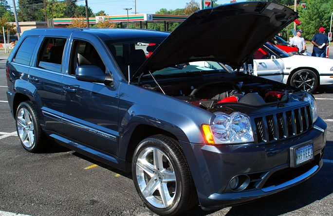 2007 jeep cherokee srt8 pictures mods upgrades. Black Bedroom Furniture Sets. Home Design Ideas