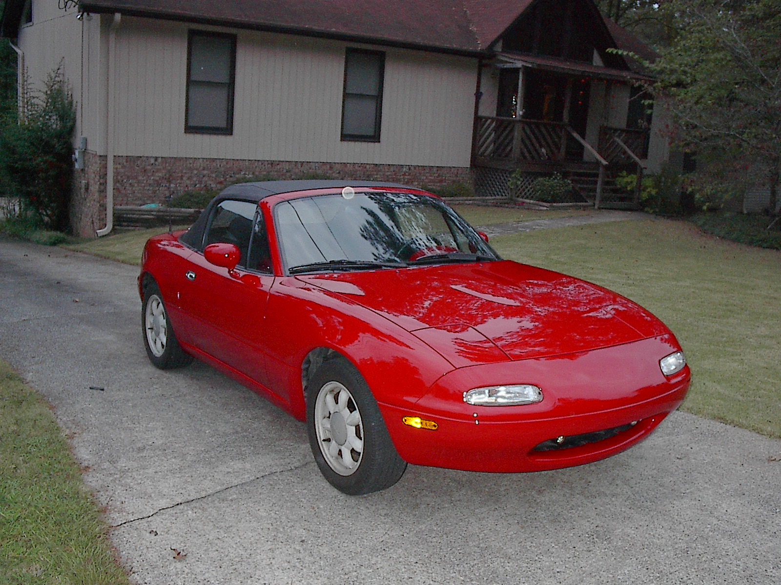 1990 Mazda Miata MX5 Turbo