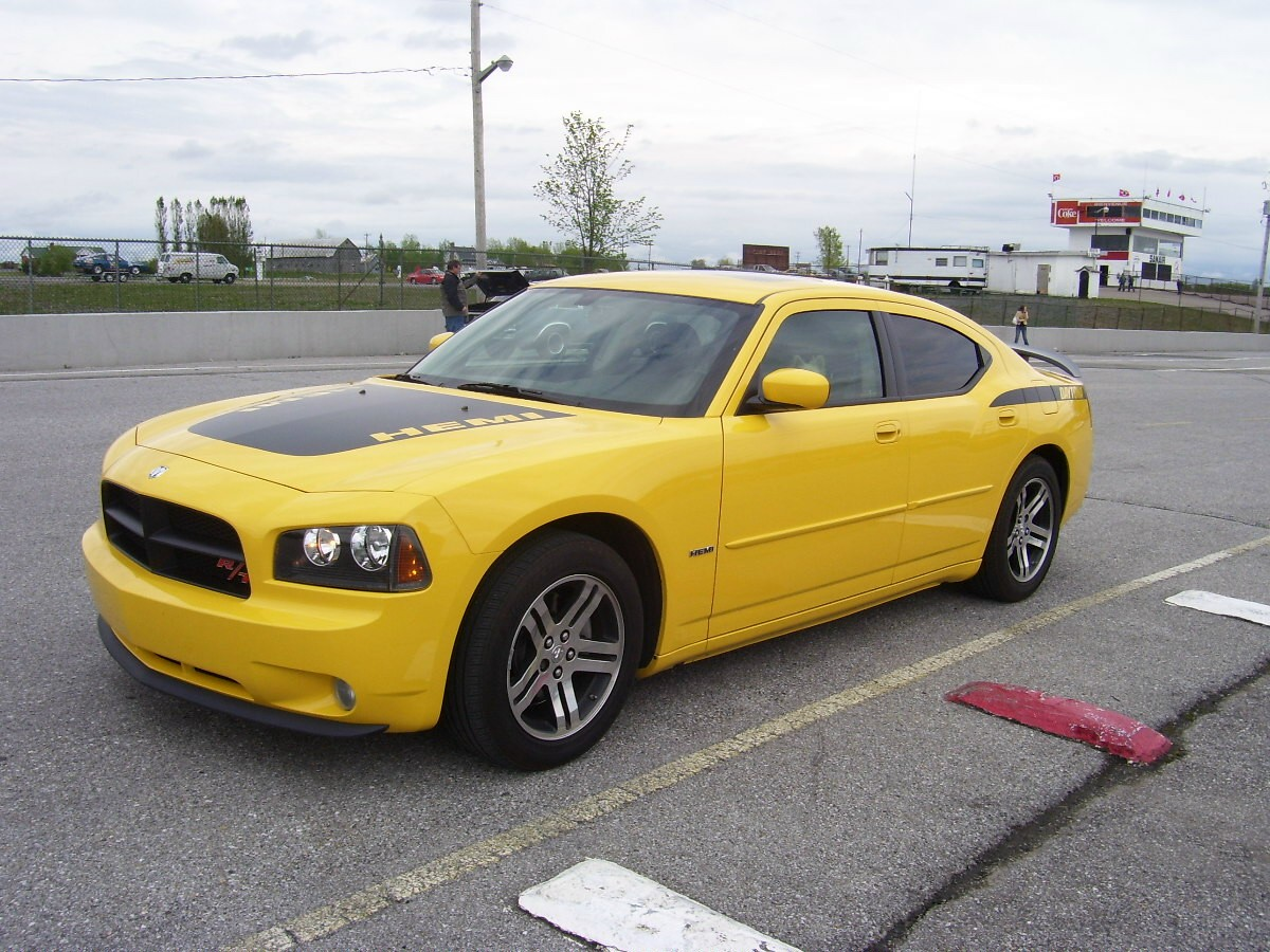 2006  Dodge Charger R/T Daytona picture, mods, upgrades