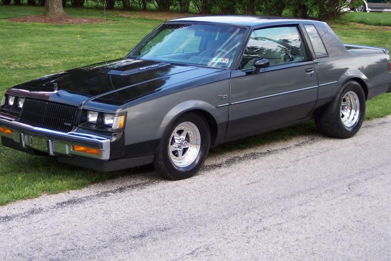 1986 Buick Grand National Wh-1
