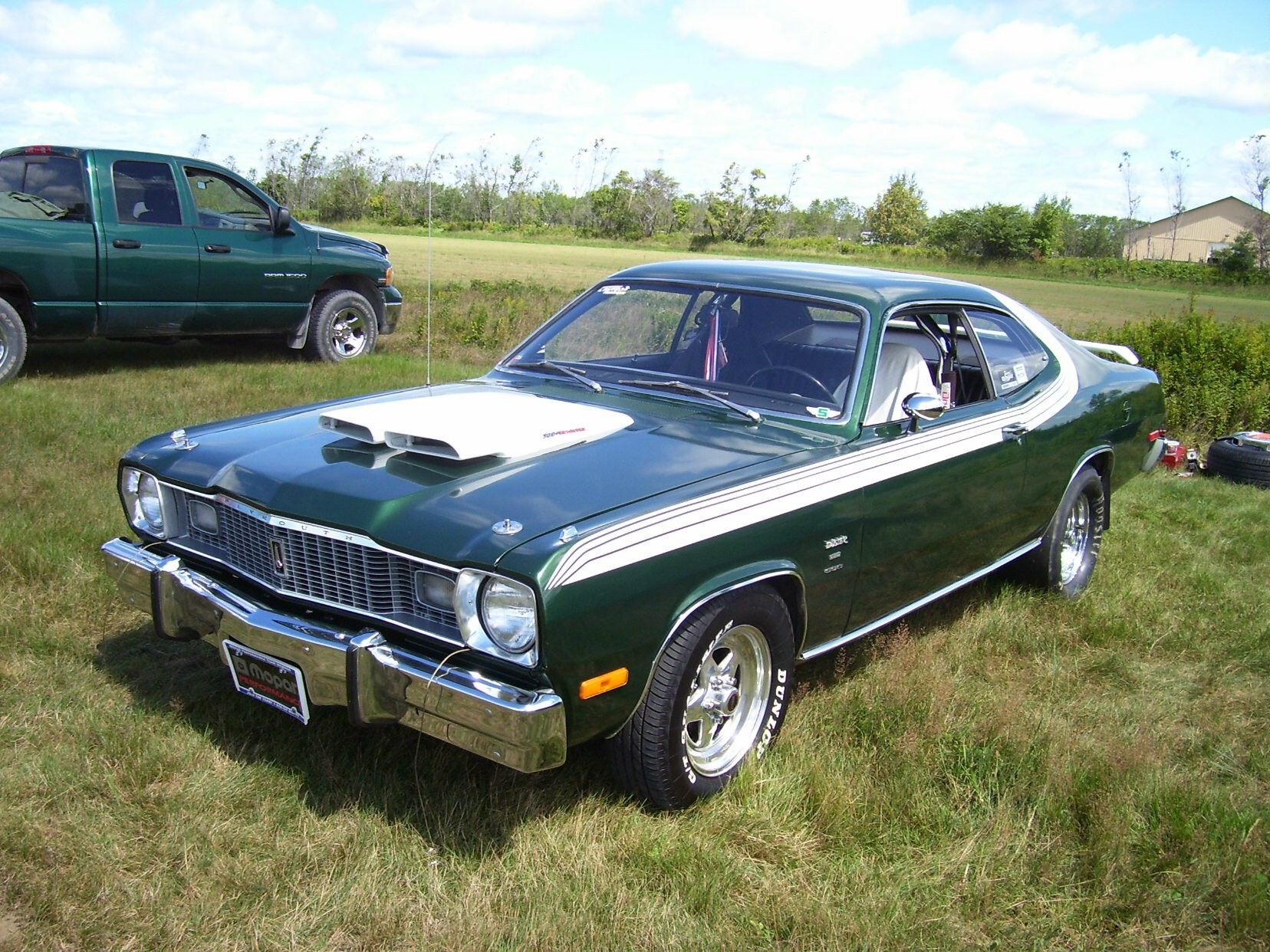 1975  Dodge Duster  picture, mods, upgrades