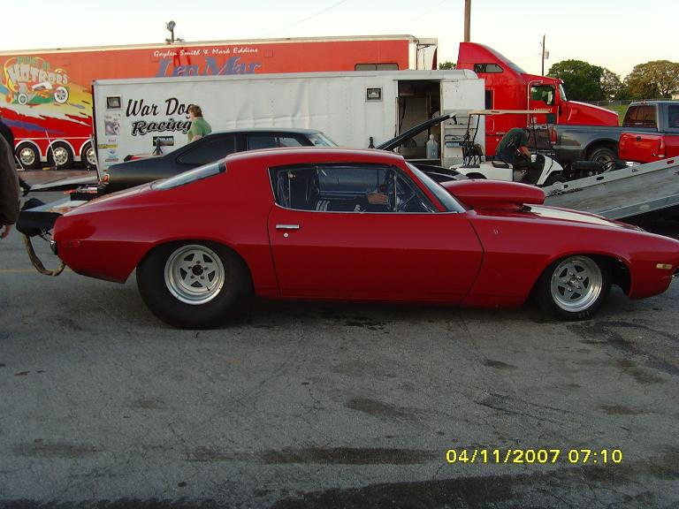 1971  Chevrolet Camaro Full Chassis car picture, mods, upgrades