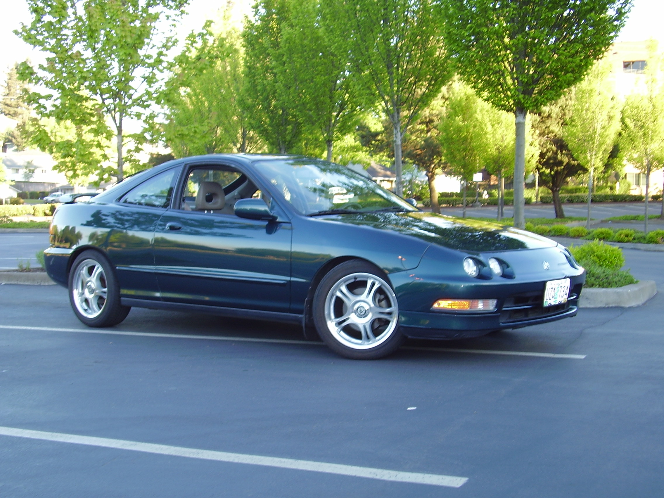 1996 acura integra ls se 1 4 mile trap speeds 0 60. Black Bedroom Furniture Sets. Home Design Ideas