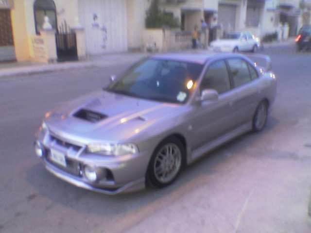 1996  Mitsubishi Lancer EVO evo 4 picture, mods, upgrades