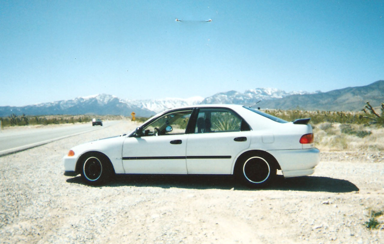 1992 Honda Civic lx