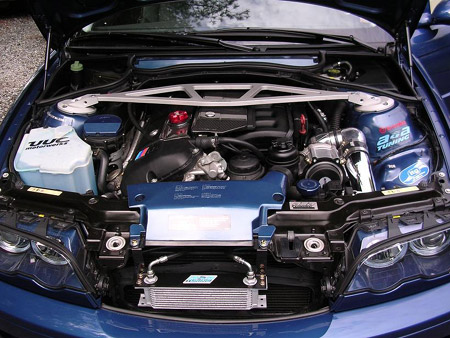 2000 BMW 323ci Supercharger