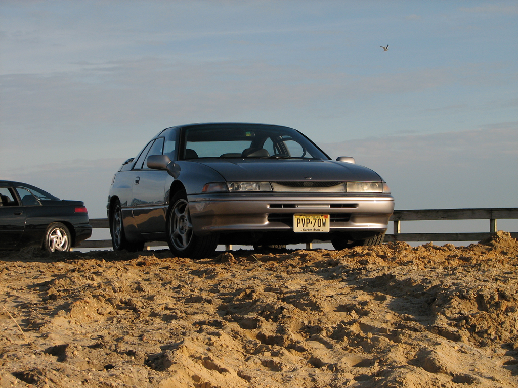 1992  Subaru SVX LS-L picture, mods, upgrades