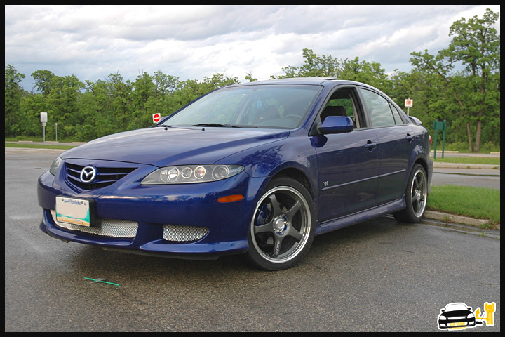 2004 mazda 6 s 1 4 mile trap speeds 0 60. Black Bedroom Furniture Sets. Home Design Ideas
