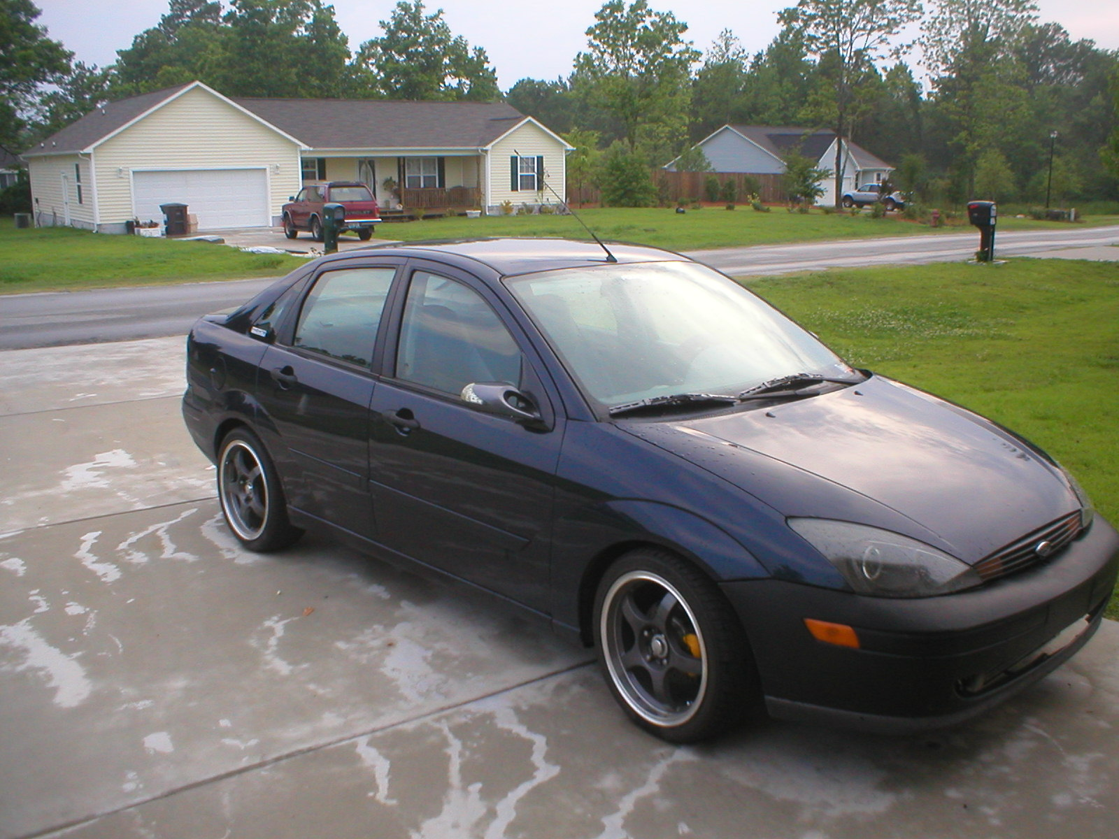 2003  Ford Focus SE picture, mods, upgrades